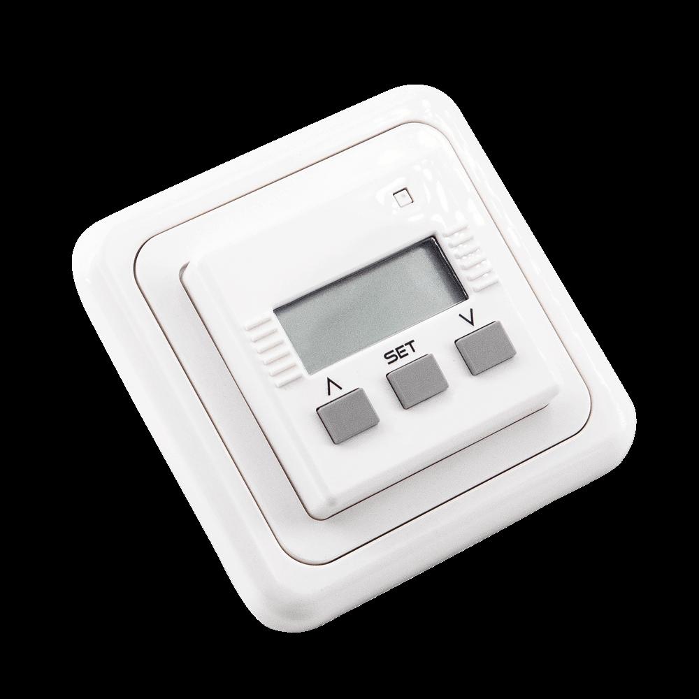 Zeitschaltuhr RELAX 50 | für Rollladen- & Markisenantriebe mit rahmenfähigen Maßen