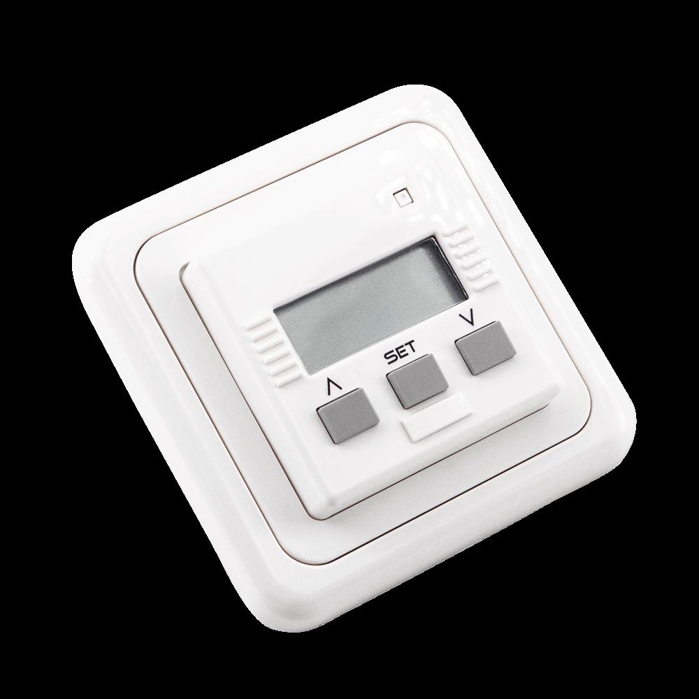 Zeitschaltuhr RELAX 50 SD   für Rollladen- & Markisenantriebe mit Sensoranschluss, rahmenfähig