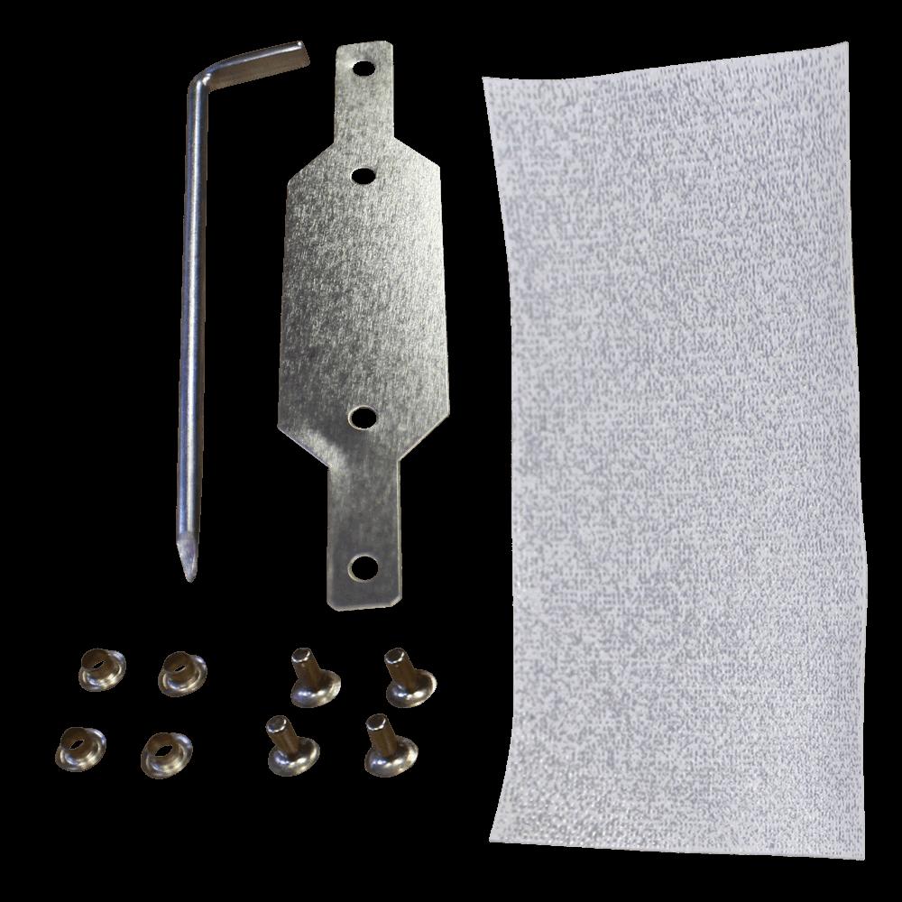 Gurt Reparatur-Set   für 20-24mm breiten Rollladengurt ohne Öffnung des Kastens