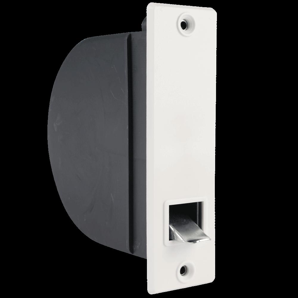 Gurtwickler mini Einlass | Einlassgurtwickler inkl. Mauerkasten für 14mm Gurt, Lochabstand 13cm