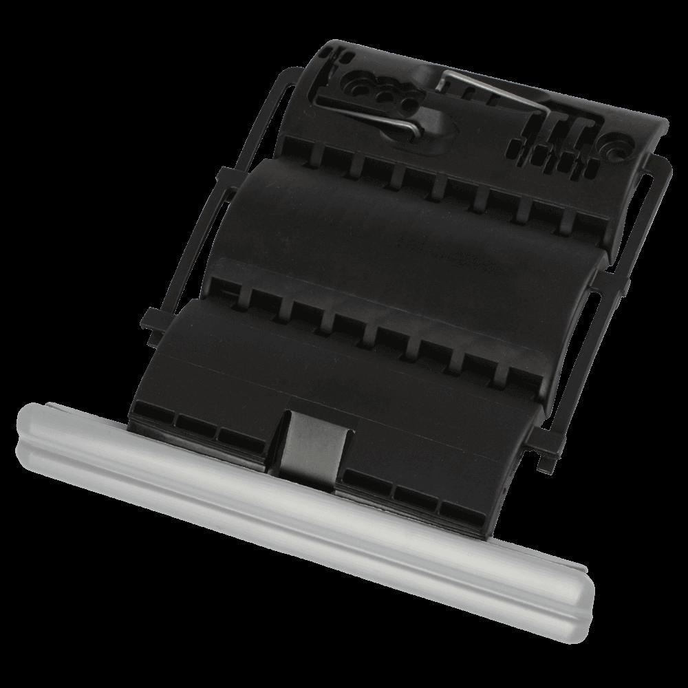 Wellenclipverbinder | Aufhängung von mini & MAXI Rollladen bei elektrischen Antrieben