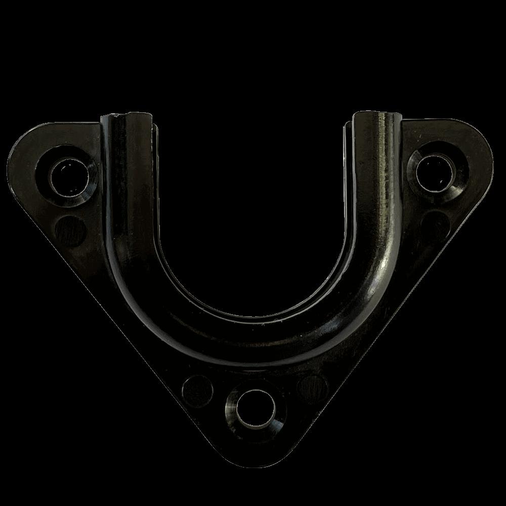 Kastenlager MAXI | aus PVC für 40mm MAXI Kugellager geeignet, einfaches Anschraublager