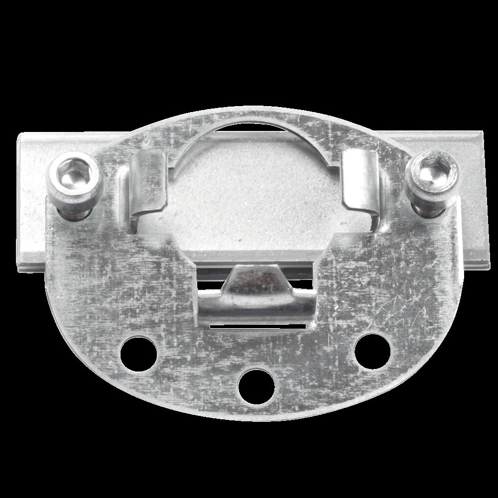 Klemmlager MAXI   aus verzinktem Metall für 40mm MAXI Kugellager, Nachrüstung