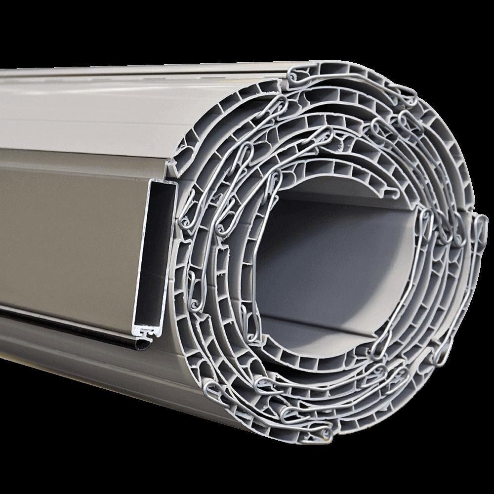 *** EXPRESS*** Rollladenpanzer PVC   Profil K52B (MAXI) mit 52mm Lamelle