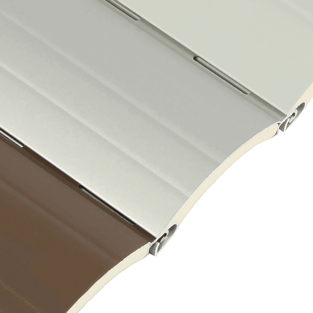 Ersatz-Lamellen A52C | schneller Ersatz für beschädigte Lamellen für den Rollladenpanzertyp A52C (MAXI)