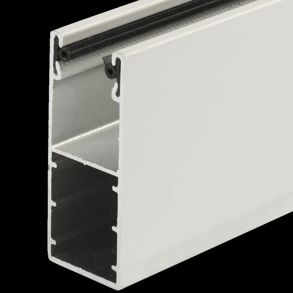 Führungsschiene 53x22x53mm | für mini-Aluminiumprofil A37