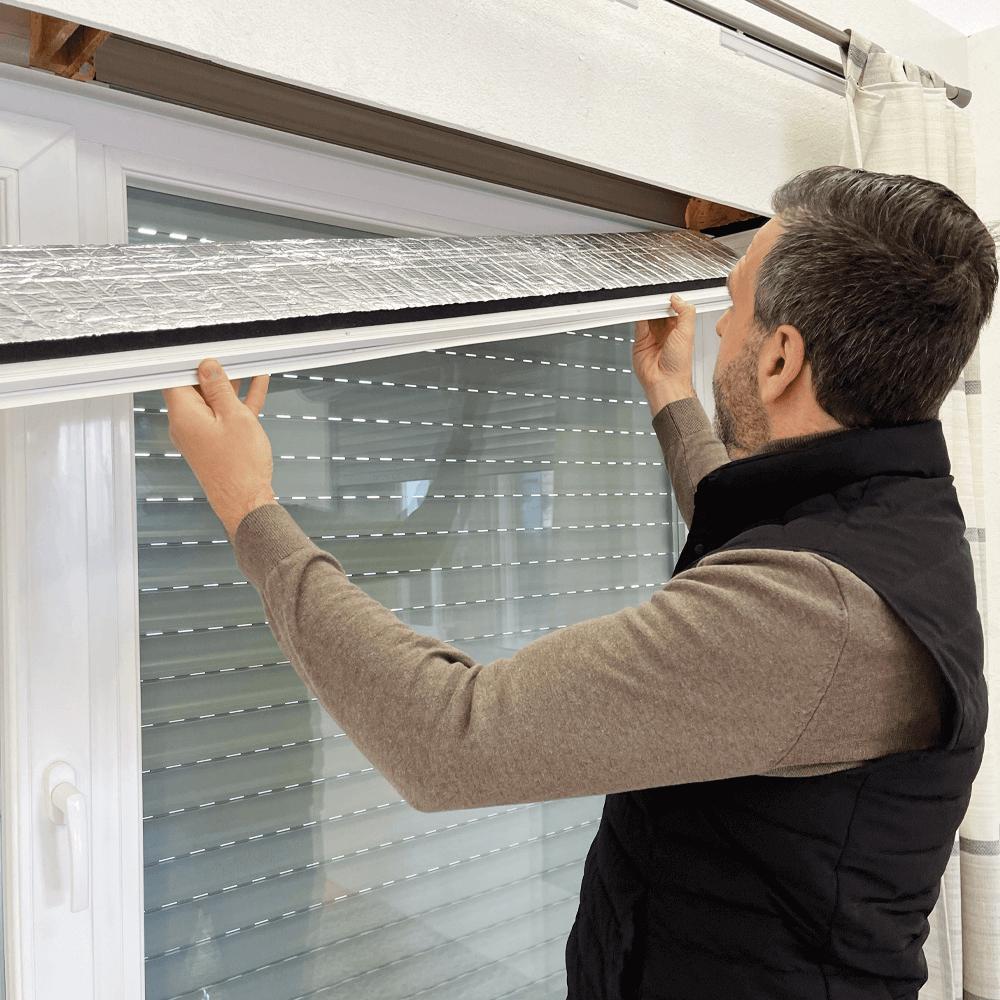 Rollladendeckel / Kastendeckel | praktische Abdeckung des Rollladenkastens und jederzeit Zugriff
