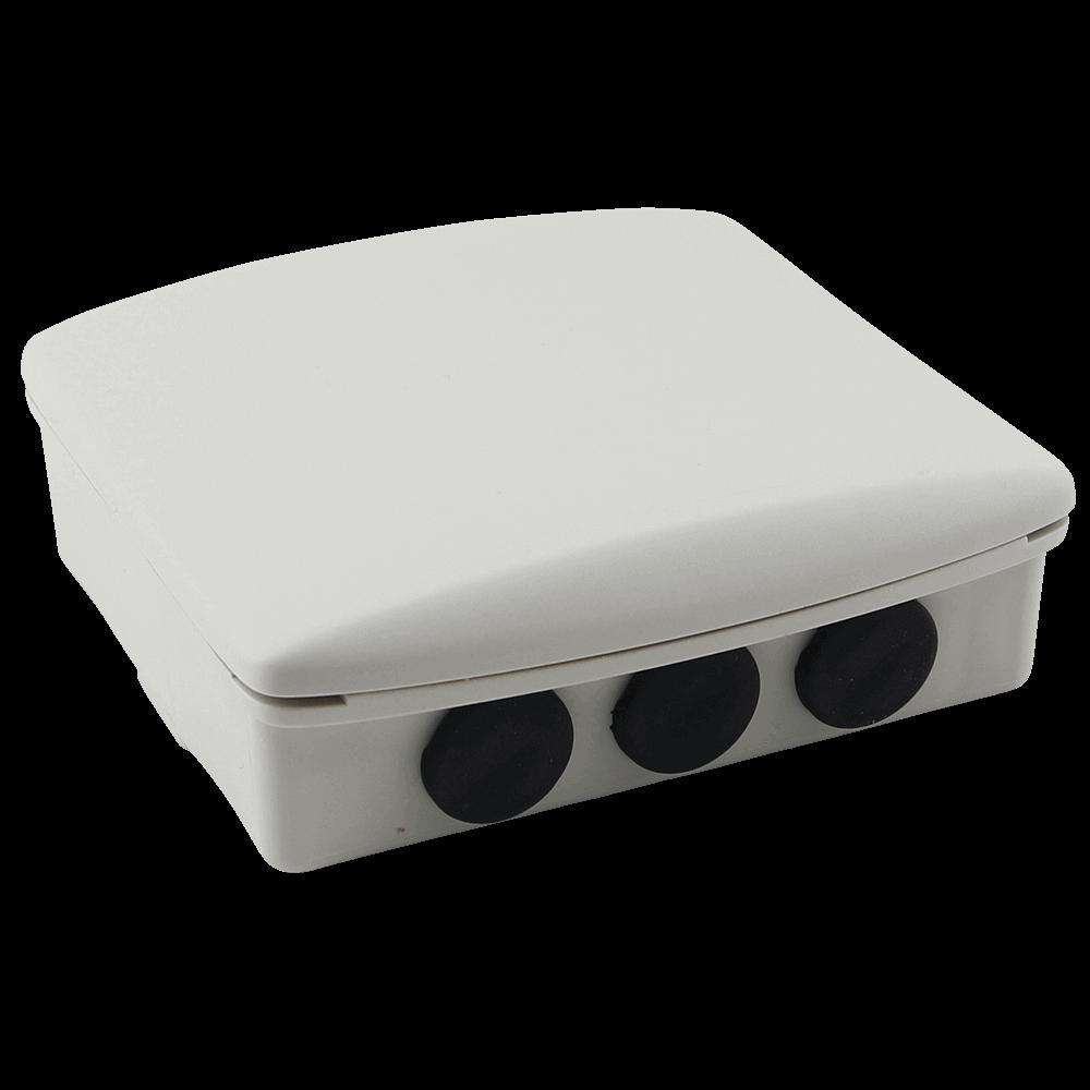 Externer Empfänger | im Kasten zur Umrüstung auf FUNK für kabelgebundene Rohrmotore