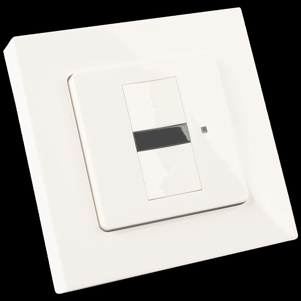 Memory-Schalter | Bedienung manuell und automatisch für Rollladen und Markisen