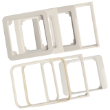 Zwischenrahmen | Integration von Schaltern in gängige Schalterprogramme