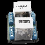 Trennrelais R4-U-230 | für bis zu 4 Motore zur praktischen Parallelschaltung