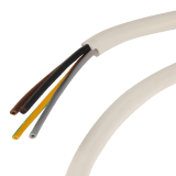 Elektrokabel | 4-adriges Kabel als Meterware vielseitig einsetzbar