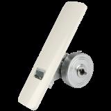Gurtwickler MAXI 5m | Design-Gurtwickler inklusive weißer Clipabdeckung für Lochabstände 135-185mm