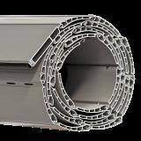 Rollladenpanzer PVC | Profil K37P (mini) mit 37mm Lamelle