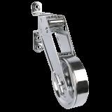 Gurtwickler MAXI 8m | Aufschraub-Gurtwickler für bis zu 8m Gurtband mit 20-24mm Bandbreite