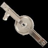 Gurtwickler MAXI 8m | Aufschraub-Gurtwickler feststehend bis 8m Gurtlänge und 20-24mm Bandbreite