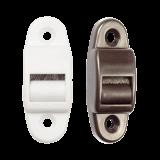 Gurtführung mini | Gurtführung mit Bürste für 14mm breites Gurtband, Lochabstand 40mm