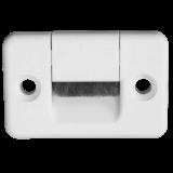 Gurtführung MAXI | Gurtführung mit Bürste für 20-24mm breites Gurtband, Lochabstand 42mm