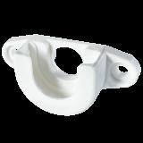 Kastenlager mini | aus PVC für 28mm mini Kugellager geeignet, einfaches Anschraublager