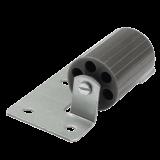 Abdruckrolle | aus Gummi zur Stabilisierung von sehr breiten Rollladen, mit Ø 30mm