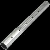 Verlängerung Stahlwelle mini | für eine 8-Kant Welle mit 40mm Ergänzungsstück zum Einschieben