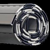 Rollladenpanzer ALU | Profil A55G (MAXI) mit 55mm Lamelle