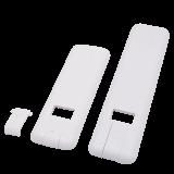 Abdeckplatte Kunststoff | ohne Gurt-Ausbau für MAXI-Gurtwickler mit verschiedenen Lochabständen zur Auswahl