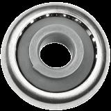 Kugellager MAXI | aus Metall mit 40mm Durchmesser und Bohrung ca. 12,3mm