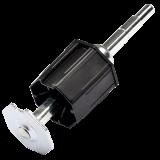 Wellenbolzen MAXI | für schwere Rollladen, für 60mm 8-Kant Stahlwellen geeignet, Stahlstift Ø 12mm
