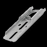Kastenlager flach MAXI | aus verzinktem Metall für 40mm MAXI Kugellager geeignet, platzsparend