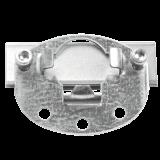 Klemmlager MAXI | aus verzinktem Metall für 40mm MAXI Kugellager, Nachrüstung