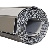 *** EXPRESS*** Rollladenpanzer PVC | Profil K52B (MAXI) mit 52mm Lamelle