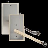 Seilwinde | Rollex UP für schwere Rollladen in verschiedenen Ausführungen bis 100kg Zugkraft