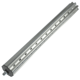 Verlängerung Welle MAXI | für eine 8-Kant Stahlwelle mit 60mm Ergänzungsstück zum Einschieben