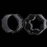 Adapter | Umrüstung MAXI Motore auf 50mm & 70mm 8-Kant Welle und 65mm Rundwelle