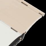 Ersatz-Lamellen A37M | schneller Ersatz für beschädigte Lamellen für den Rollladenpanzertyp A37M (mini)