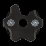 Motorkopf-Adapter für SOMFY-Kastenlager | Umrüstung MAXI Motore passend für vorhandene SOMFY-Kastenlager