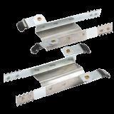 Klemmsicherung 2 Stück | einfache Sicherung Ihres Rollladens gegen Hochschieben