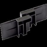 Rollladensicherung PVC 2 Stück | Sperrung Ihres Rollladens gegen Hochschieben