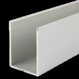 Führungsschiene 25x19x25mm | für MAXI-Kunststoffprofil K52B