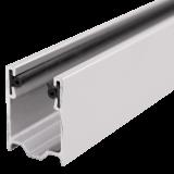 Führungsschiene 25x22x25mm | für mini-Aluminiumprofil A37
