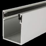 Führungsschiene 35x28x35mm | für MAXI-Aluminiumprofil A5xx