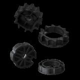 Adapter Markisenmotor | für Tuchwelle rund Schlüsselweite 70mm oder 78mm