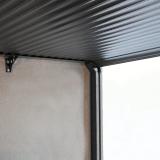 Deckenlauftor Alukon | maßgefertigt für sturzlose Garagenöffnungen